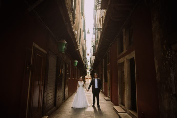 Prewedding in Venice-51